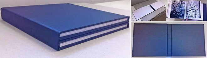 2-in-1 Book – Gatefold Bookbinding Example
