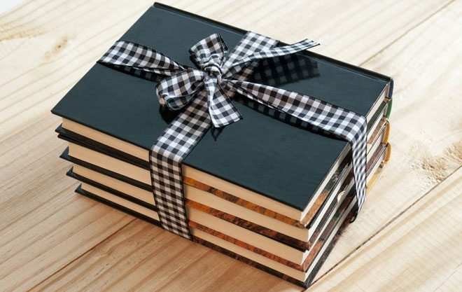 Books Giftwrapped