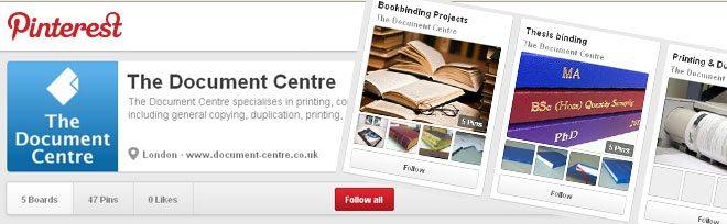 Follow us on Twitter, Facebook, Google Plus & Now Pinterest!