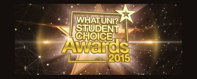 WhatUni student choice awards