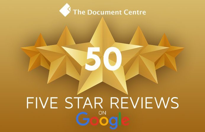 *FIFTY* 5-Star Reviews on Google!