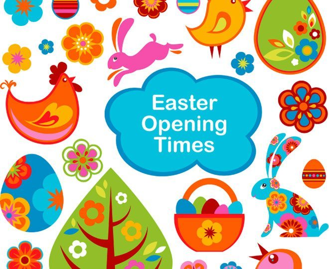 Easter Opening Times at The Document Centre