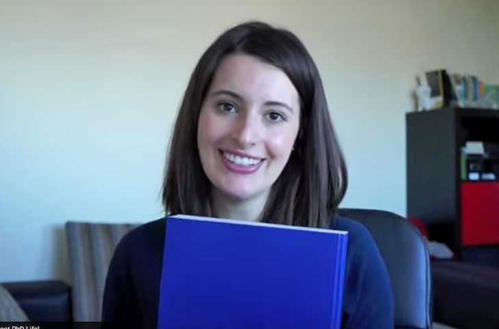 Video: Everything You Want to Know about Binding your PhD Thesis!