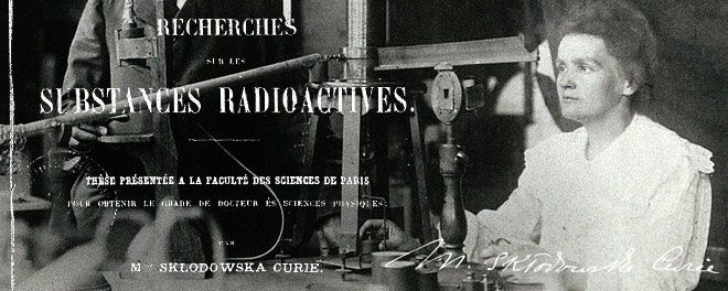 Marie Curie & Her World-Changing PhD Thesis