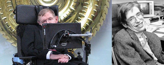 Professor Stephen Hawking & his Doctoral Thesis