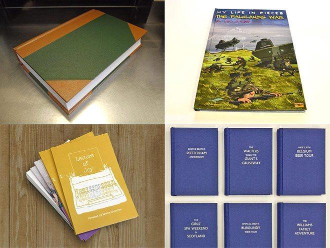 bespoke bookbinding example