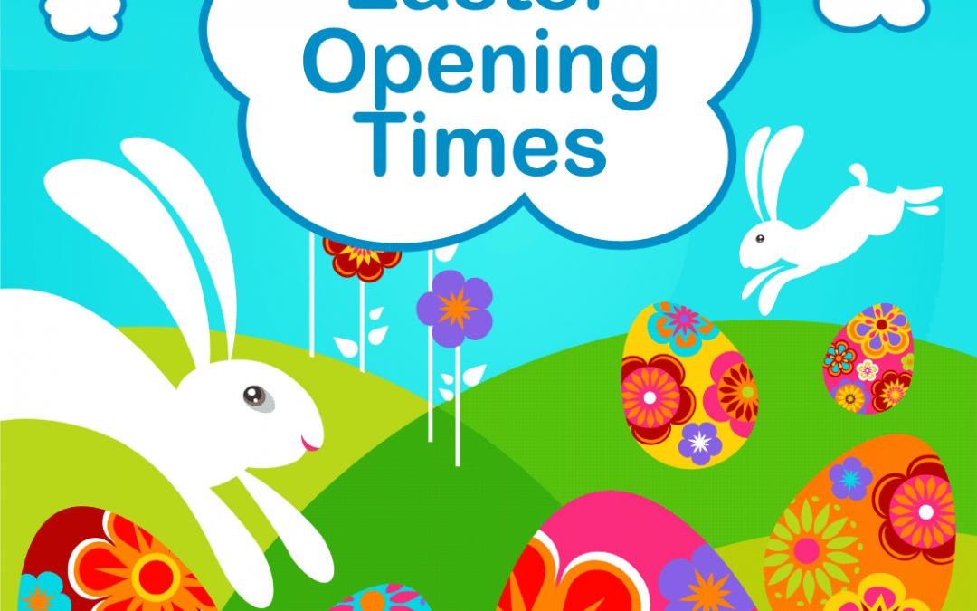 Easter Bank Holiday Weekend – Opening Times & Last Orders